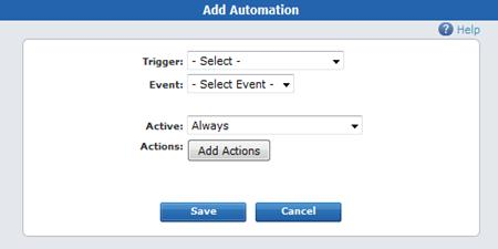ADT Pulse Lighting Add Automation