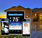 Wireless Home Security Home Automation