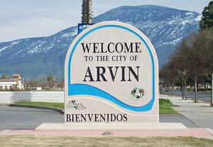 Image result for Arvin california