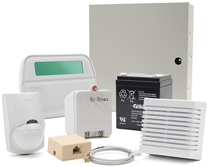 ADT Monitoered Home Security System