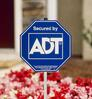 ADT Best Home Security Yard Sign
