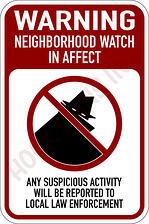Sacramento Neighborhood Watch