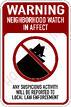 La Presa CA Crime Prevention