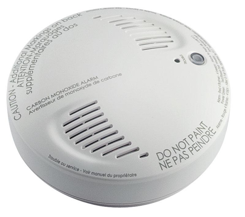 DSC Wireless Carbon Monoxide Detector