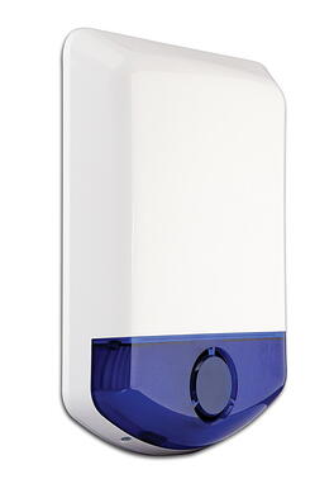 DSC Wireless Outdoor Siren with Strobe