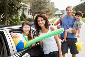 Summer Vacation Home Safety
