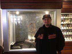 San Francisco Giants World Champion Trophy