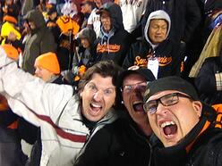 San Francisco Giants Fans
