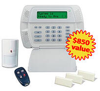 Coupon for Free ADT Home Security System