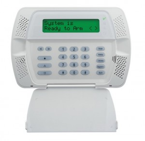 Existing Home Security system