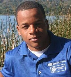 ADT Oakland Ca Security Consultant Brandon Tomas