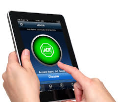 ADT Pulse app on your tablet or mobile device