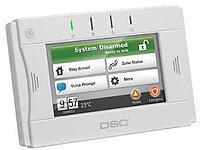 DSC Wireless Touchpad