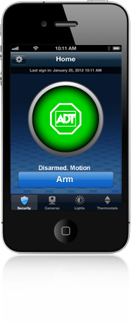 Mobile Home Security with ADT Pulse