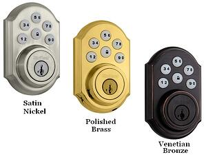 ADT Pulse Deadbolt Lock