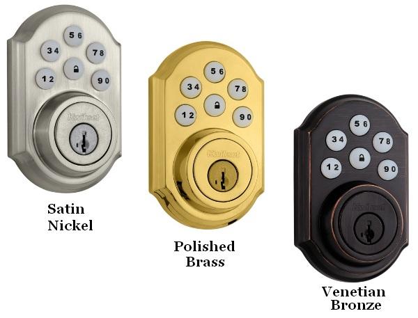 ADT Pulse Automated Smart Lock Kwikset Door Locks