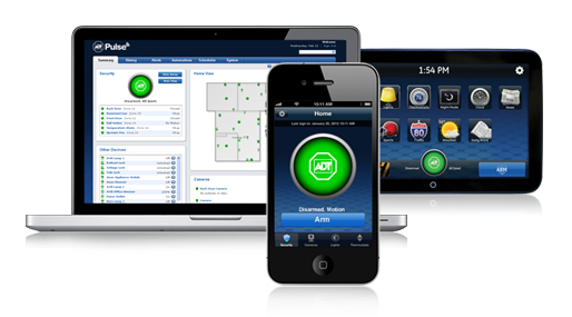 ADT Pulse Security Systems in Fairfield Ca
