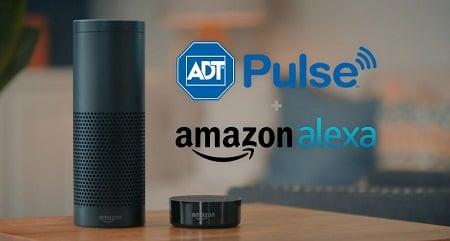 ADT Voice Commands with Amazon Alexa