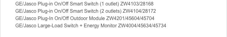 ADT Pulse Ligting Devices