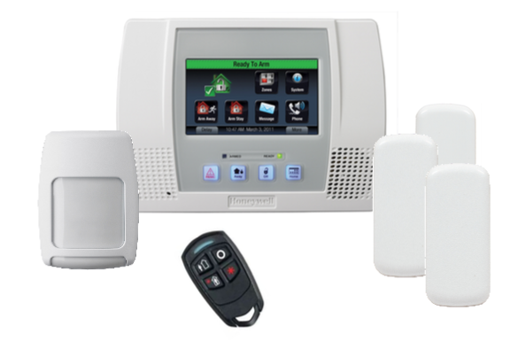 ADT Security Keypad Touchscreen Honeywell Lynx Touch L5000