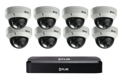Business Security Camera System - CCTV Video Surveillance