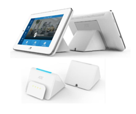 "ADT Command 7"" Wireless Touchscreen Desk Stand - DESKMT-WTS"