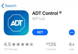 ADT Control App iOS Customer Reviews