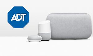 ADT Voice Commands with Google Home Assistant Integration