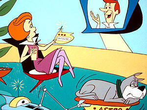 The Jetsons and Home Automation