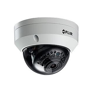 FLIR N253V8 - 4K Ultra HD Fixed Vandal Dome
