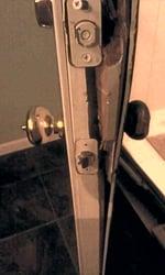 Make Your Front Door Break-in Proof to Burglars  Home Security Systems