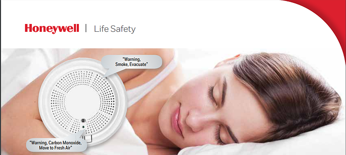 FREE* Monitored Smoke / CO Detector with you FREE ADT Security System.