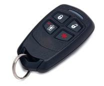 ADT Key Fob Remote Four Button Honeywell 5834 Keychain