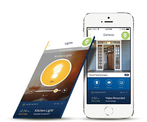 ADT Pulse Mobile Apps for iPhone iPad and Android
