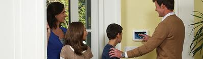 FAmily using ADT Pulse Panel Price Match policy